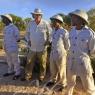 Haywards Safaris CEO & Staff