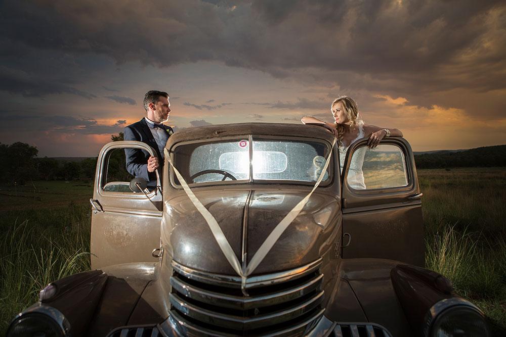 Hayward Safaris Wedding