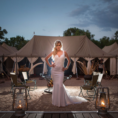 Hayward Safaris Wedding