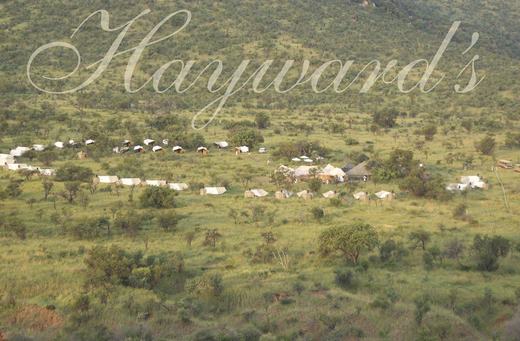 A luxury tented camp mobile safari in Big 5 wilderness reserves